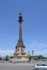 Kolumbus-Denkmal